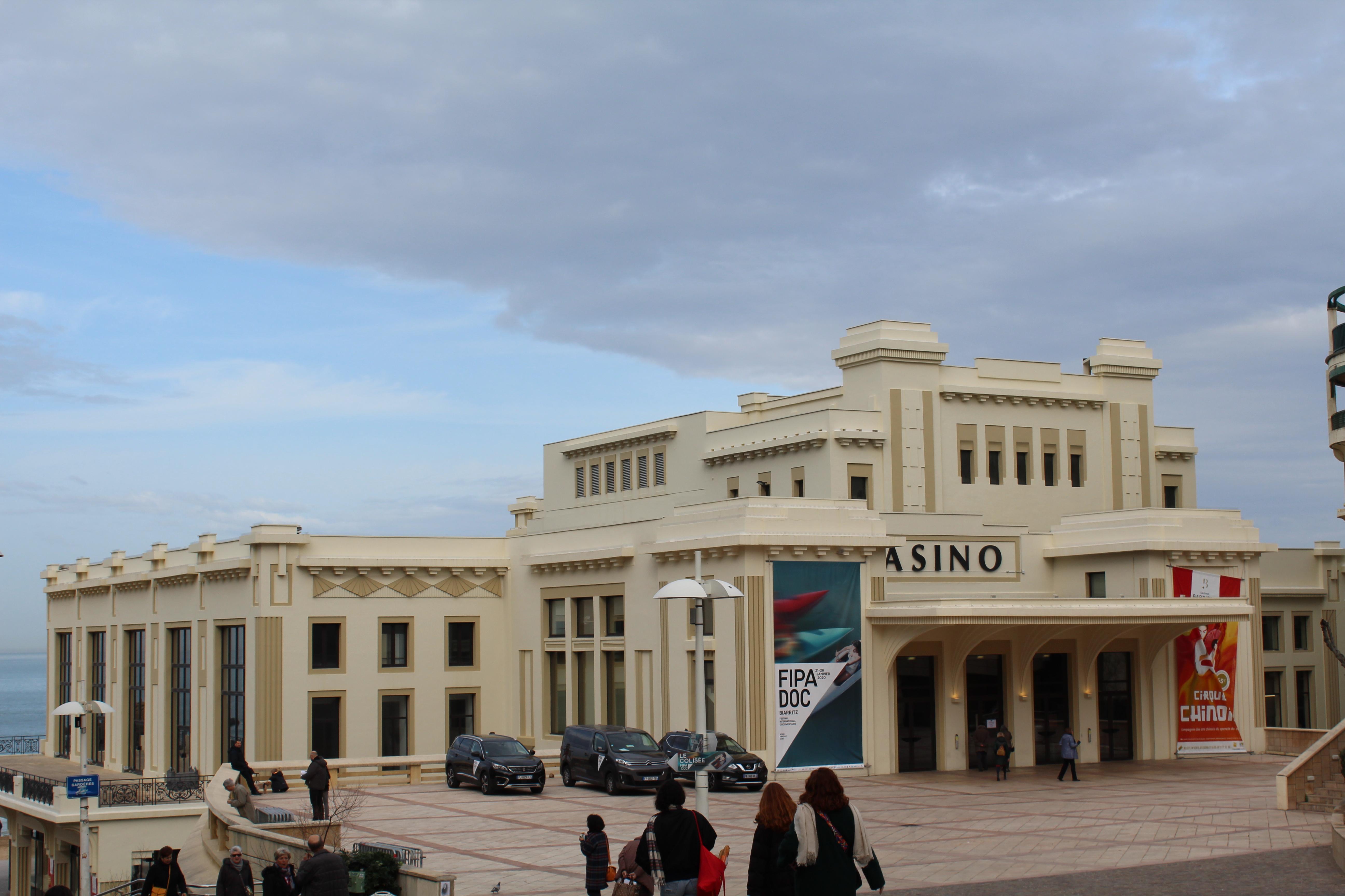 Le Casino Municipal, notre seconde maison (à l'étage -1) - © Le Blog du FIPADOC
